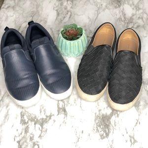 Zara Man | slip on sneaker lot 2 • 42